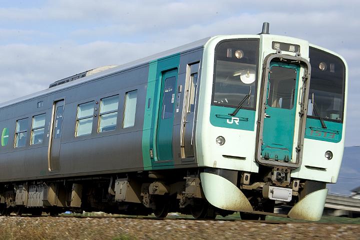 徳島線 1500型